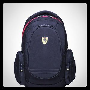 Other - Scuderia Ferrari Active Laptop Backpack